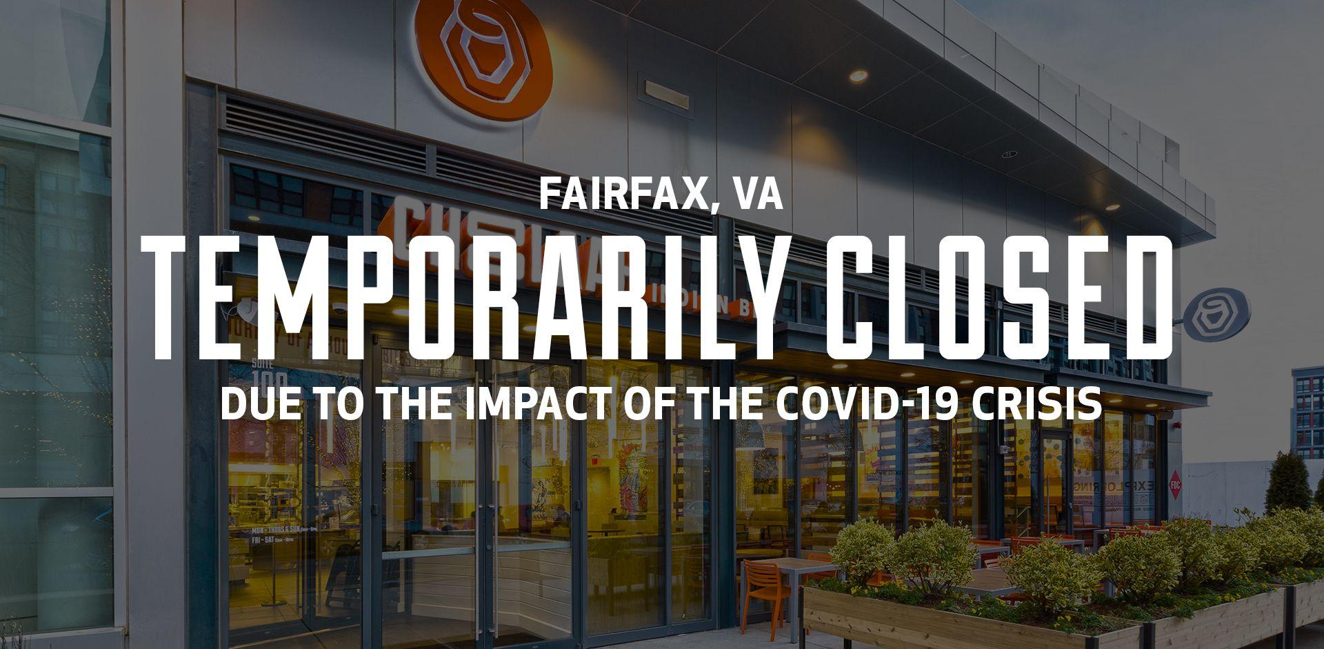 exterior of Choolaah in Fairfax, Virginia